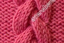 copánek pletený
