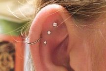 Ear Piecings / Piercings