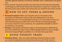 TIPS FOR COMING TO GRANADA
