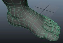 foot topology