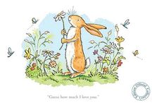 Anita Jeram illustration