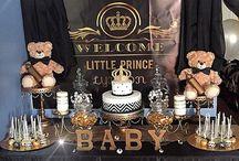 Prince babyshower