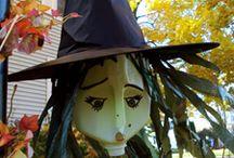 Halloween / by Jayne Paulowske-Singer