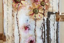 art - mixed media / by Michelle Nance