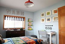 Kids Rooms / by Alison Rockett Ramsey