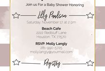 Little Foxes Design Co - Invitations / Invitation projects and designs