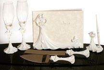 Wedding and Bridal Accessory Sets