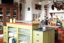 Lovely kitchens :)
