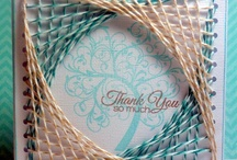 Everyday Cards with Trendy Twine / by Annie's Paper Boutique