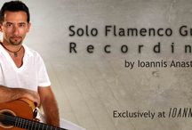Audio CD Recordings by Ioannis Anastassakis