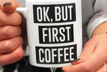 But First coffee / by Marta Martinez Rubio