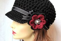crocheted hats for women
