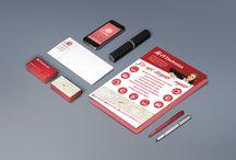 Brand Identity / | Logos, Branding, Stationery |