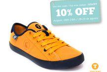 10% EXTRA DISCOUNT / 10% extra discount in all our shoes, available only August, 28th-29th!! ¡¡10% de descuento extra en todos nuestros zapatos, válido solo el 28 y 29 de Agosto!!