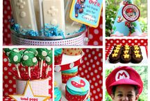 Kids birthday party / by Carrie Lear