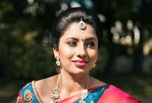 Kanchipuram Silk Saree Red