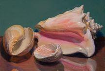 Shells in Art