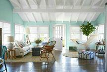 beach house decor / by Sherri Cox