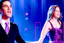 Blaine Anderson-Glee, Glee Concerts, behind the scenes, etc. / play by:Darren Criss