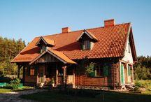 dom Bieszczady