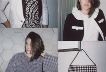 Black & White: Opposite Attractions / Explore the style story created by POP Magazine and Girl à la Mode exclusively for yoox.com --> http://yoox.ly/1nv667m
