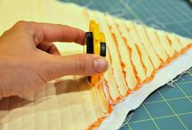 Quilt Tutorials and Ideas / by Cassaundra Smith