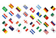 Mundial!!! / The soccer teams from allover the world, from every time! / by Taluni