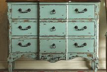 Chests / Antique chests
