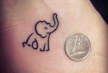 Tattoo Elephant