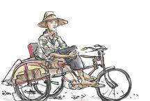 Myanmar Sketchbook