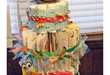 tortas de bebe
