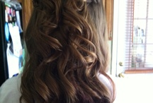 Marti Prom Hair / by Suzanne Frazier