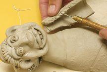 keramika postavy