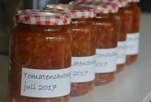 tomaat en andere recepten