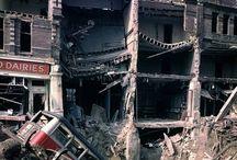 Damaged Buildings / Debris,bombed towns,etc