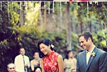 modern chines wedding
