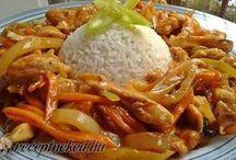 kinai étel