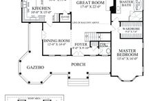 Pretty house plans or houses