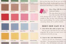 Vintage Color Themes