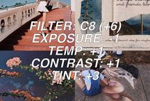 vsco filters.