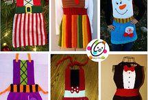 Crochet - Kitchen Items