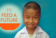 Feed a Future / Feed a Future is our Lent appeal for Ireland and the UK. Can you help us to raise funds for our Nutrition Programme on the Thailand-Burma border? #FeedaFuture