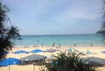 Phuket / Pins around our office and some of the nearby places you'll see when you book one of our medical holiday packages.