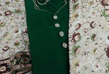 Suit from Saree