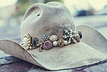 Beaded Pin and Broaches / Pretty pins and broaches used in design and clothing accessories.