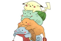 pokemon <3 / by Tia Chriswell