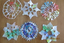 kids crafts / by Barbara Doughty
