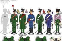Uniformes 1er Empire