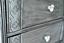 Furniture restoration / DIY / by Tracy Whittle