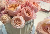 Cake love / Pretty cakes galore / by Zoe S